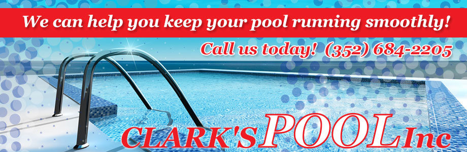 Pool Maintenance and Repair in Hernando County FL